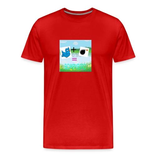 merchandise logo - Men's Premium T-Shirt