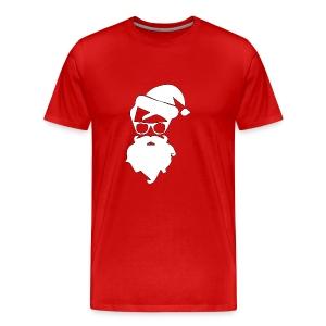 Santa Claus Christmas - Men's Premium T-Shirt