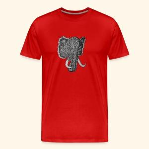 The Memory - Men's Premium T-Shirt