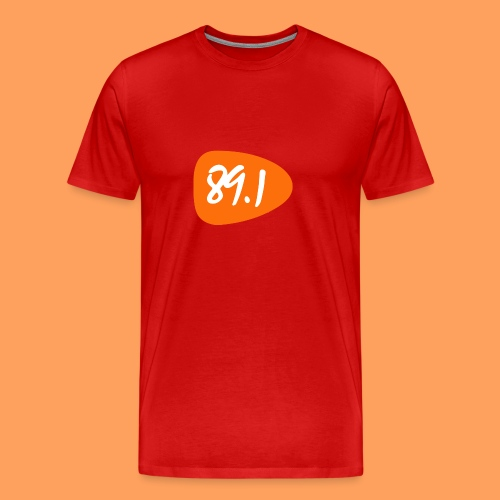 RBM Blob Orange - Men's Premium T-Shirt