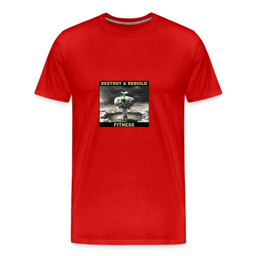 Destroy & Rebuild - Men's Premium T-Shirt