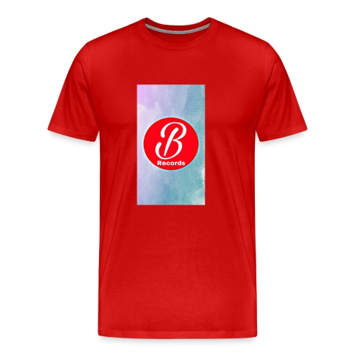 Bursona Records Merch - Men's Premium T-Shirt