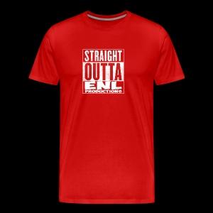 Straight Outta ENL Productions!! - Men's Premium T-Shirt