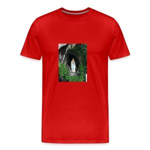 VirgendeLourdes - Men's Premium T-Shirt