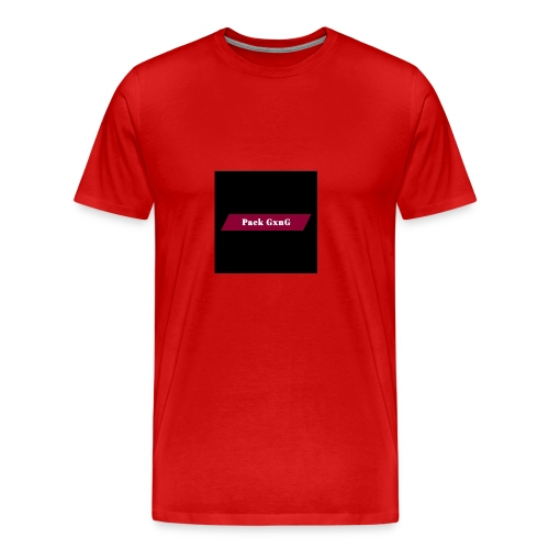 Pack GxnG - Men's Premium T-Shirt