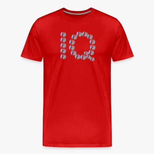 IQ Logo - Everipedia - Men's Premium T-Shirt