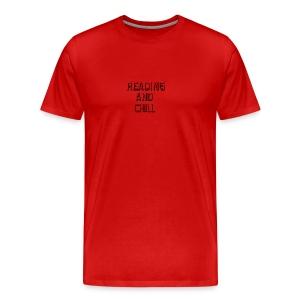 Reading Chill - Men's Premium T-Shirt