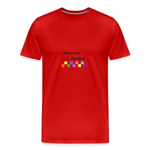 Love Color - Men's Premium T-Shirt