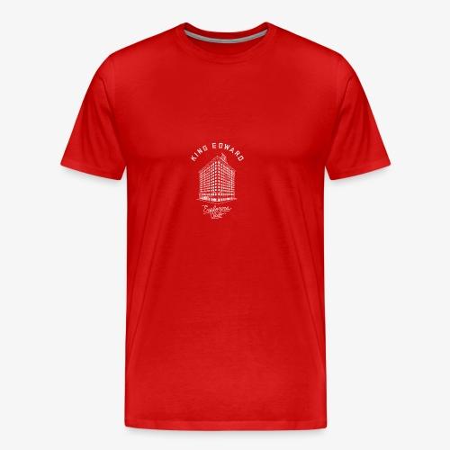 King Edward Explorers Club - Men's Premium T-Shirt