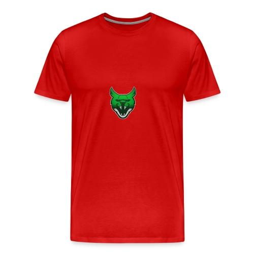 Zarah Mascot - Men's Premium T-Shirt