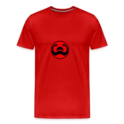 Conan Snakes Over a Setting Sun - Men's Premium T-Shirt