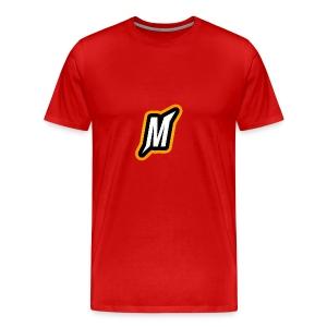 Munchtuts logo - Men's Premium T-Shirt