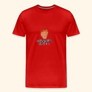 Alternative Fact # 1 - Men's Premium T-Shirt