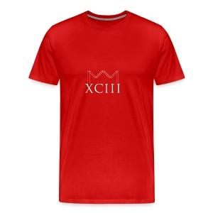 XCIII - Men's Premium T-Shirt