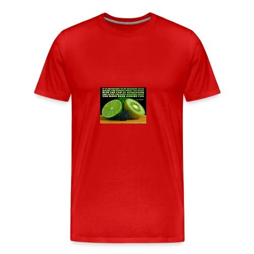 Be Grateful - Men's Premium T-Shirt