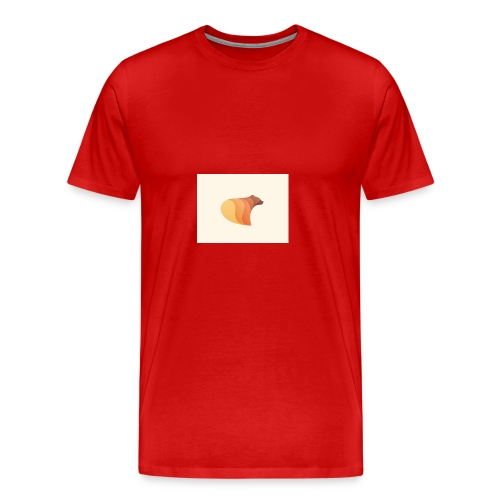 browen bear - Men's Premium T-Shirt