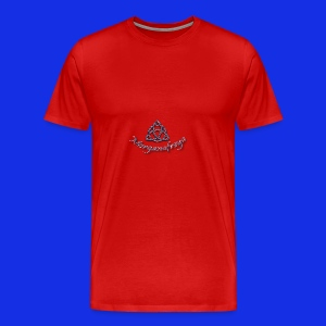 Morganafreya Celtic Knot Icon - Men's Premium T-Shirt