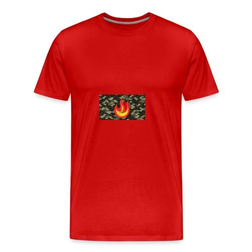 FireBrandV2 - Men's Premium T-Shirt