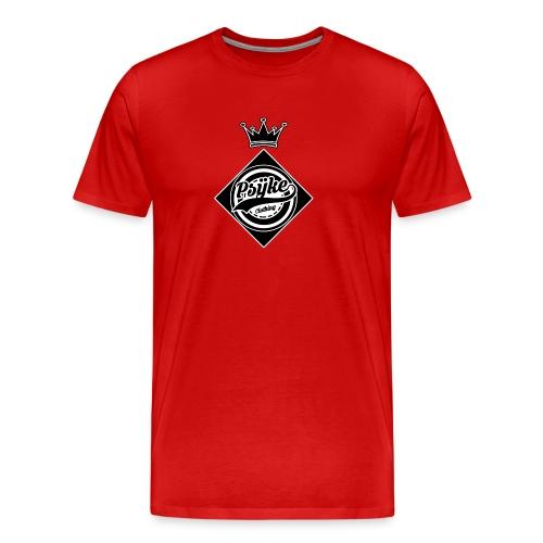 Psÿke Crown Logo - Men's Premium T-Shirt