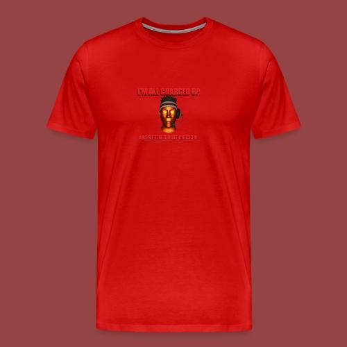 Charged Up Shirt - Men's Premium T-Shirt