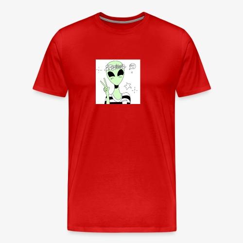 AlienZone Case - Men's Premium T-Shirt