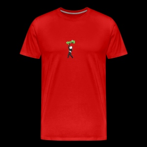 Cool Mine Craft Design - Men's Premium T-Shirt