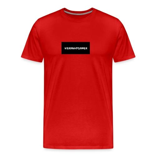 KieranHDGamer - Men's Premium T-Shirt