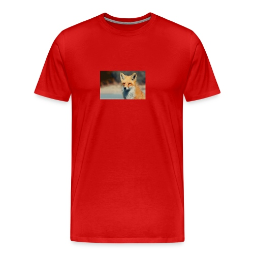 Great Fox - Men's Premium T-Shirt