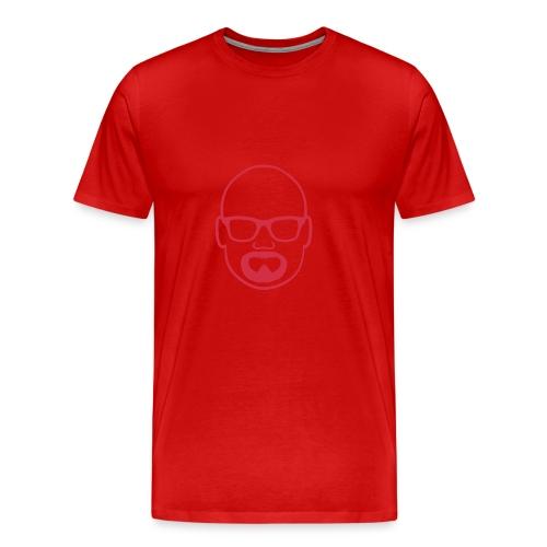 MDW Music official remix logo - Men's Premium T-Shirt