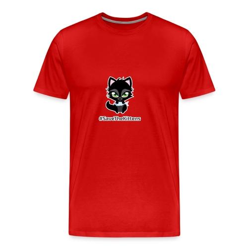 #SaveTheKittens - Men's Premium T-Shirt