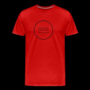 Large GodSquad Original Logo - Men's Premium T-Shirt
