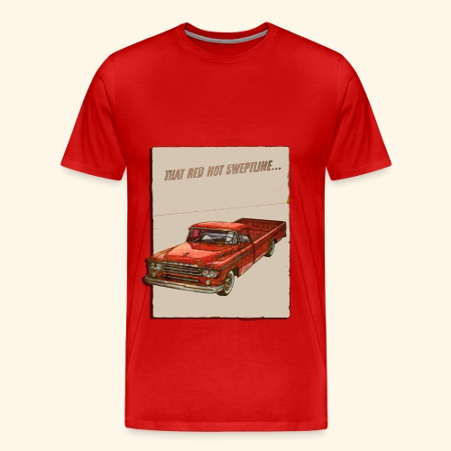 Old Trucks - Men's Premium T-Shirt