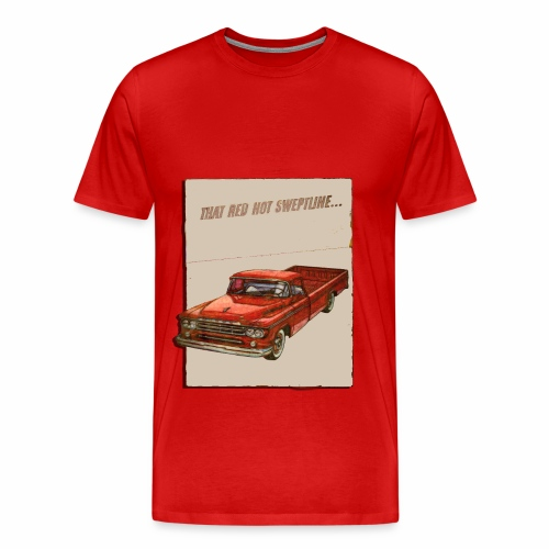 Old Trucks - Men's Premium T-Shirt