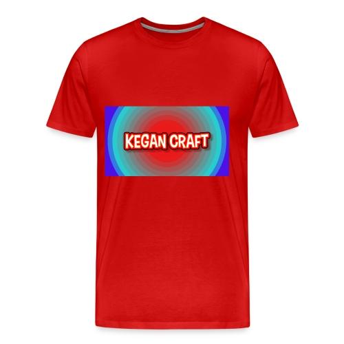 backgrounder - Men's Premium T-Shirt