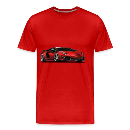 Dream Car - Men's Premium T-Shirt