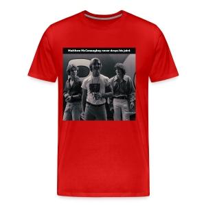 Circle Game Mathew McConaughey - Men's Premium T-Shirt