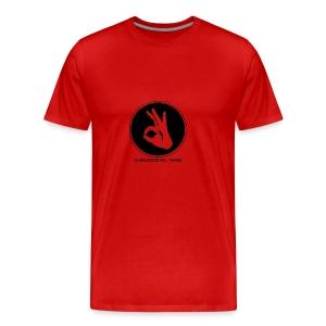 Dysfunctional three LOGO - Men's Premium T-Shirt