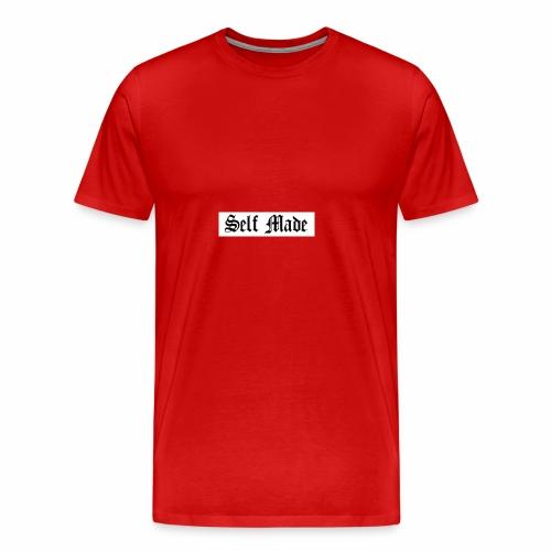 Self made 2 - Men's Premium T-Shirt
