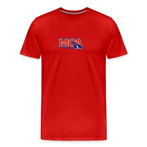 MCA GEAR - Men's Premium T-Shirt