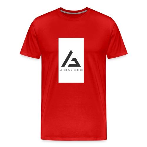 AQFAGamer logo - Men's Premium T-Shirt
