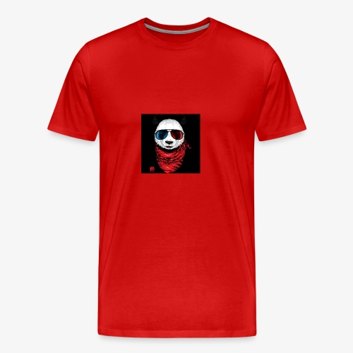 Blood gang up - Men's Premium T-Shirt