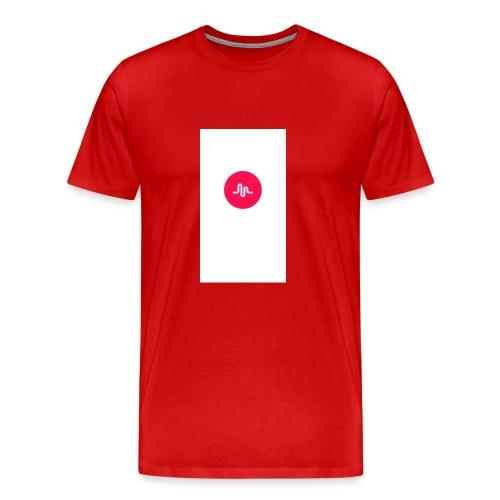 Juantvvlogs - Men's Premium T-Shirt