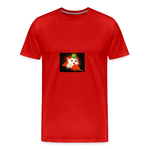 Exploding Panda - Men's Premium T-Shirt