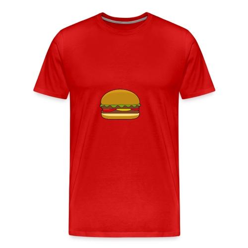 TheBurger - Men's Premium T-Shirt
