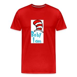 Baby I am - Men's Premium T-Shirt