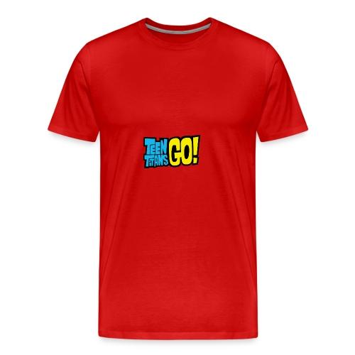 Teen Titans Go! - Men's Premium T-Shirt