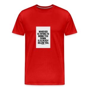 0F9CA118 D431 4E17 9EF2 D79FDD78B425 - Men's Premium T-Shirt