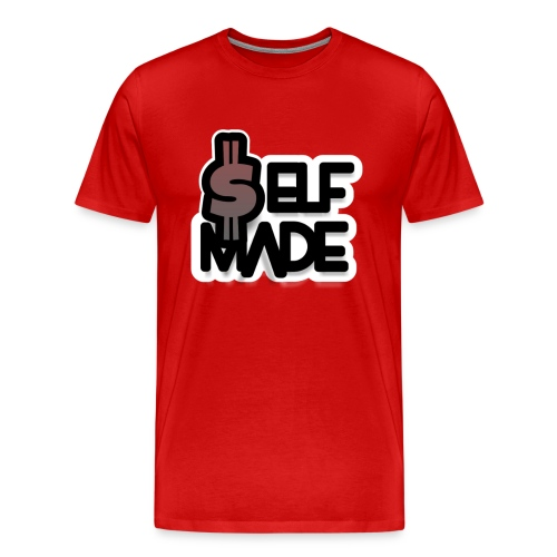 Self Made merchandise by Haut - Men's Premium T-Shirt