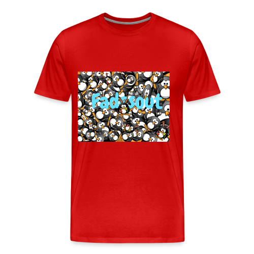 fadesout - Men's Premium T-Shirt