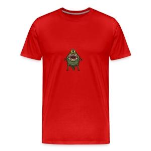 monster eye - Men's Premium T-Shirt